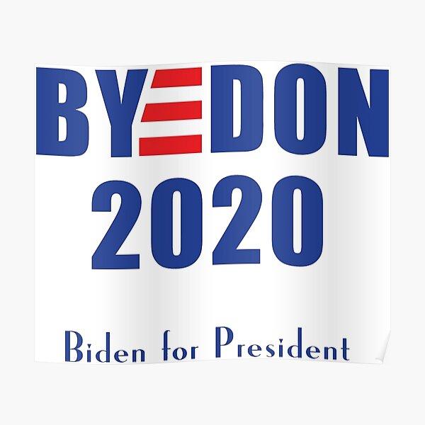BYE DON 2020 Poster