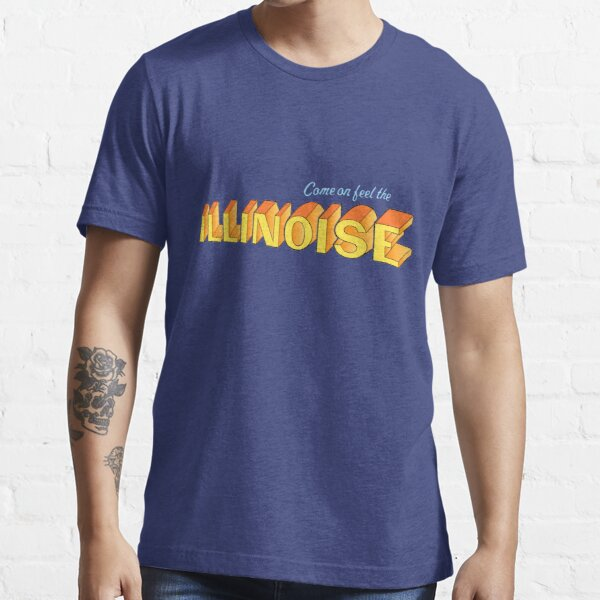 Illinoise Camiseta esencial
