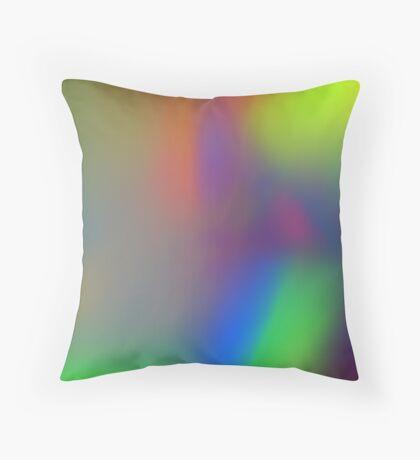 Aurora #1 Throw Pillow