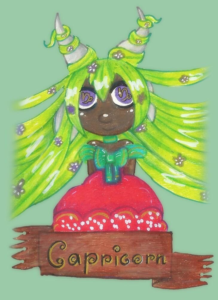 Capricorn Seedling by AuraPandoraStar