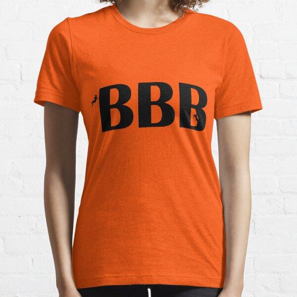 BBB - Best Belay Buddy für Kletterer Essential T-Shirt