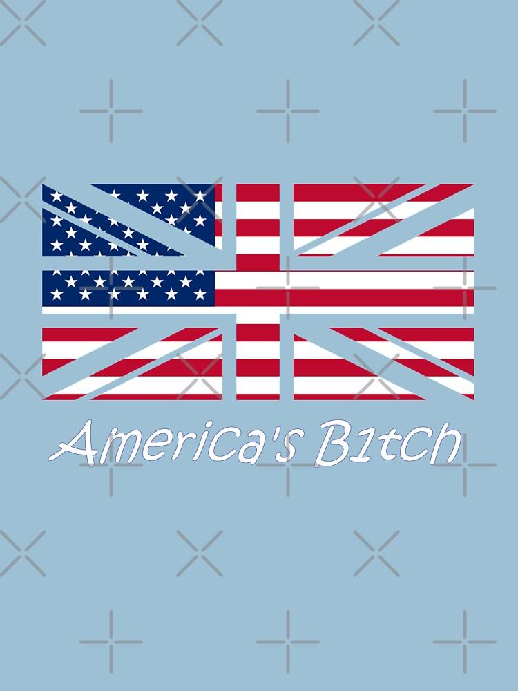 United States of Britain (Slogan Version) by pauljamesfarr