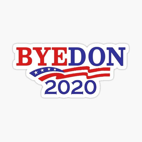 BYE DON Sticker