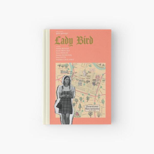 LADY BIRD (2017)  Hardcover Journal