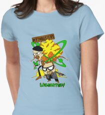 Mythbuster's Lab Women's Fitted T-Shirt