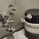 Still Life with Tins by Jay Reed