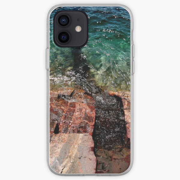 """Elements""  iPhone Soft Case"