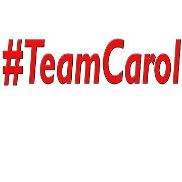 #TeamCarol by Rembrandt1881