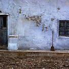 Still LIfe Santorini by Randy Sprout