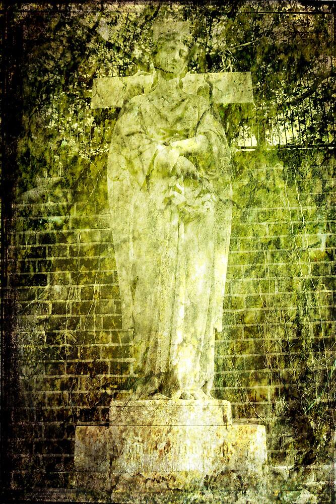 Angel Green by Dave Godden