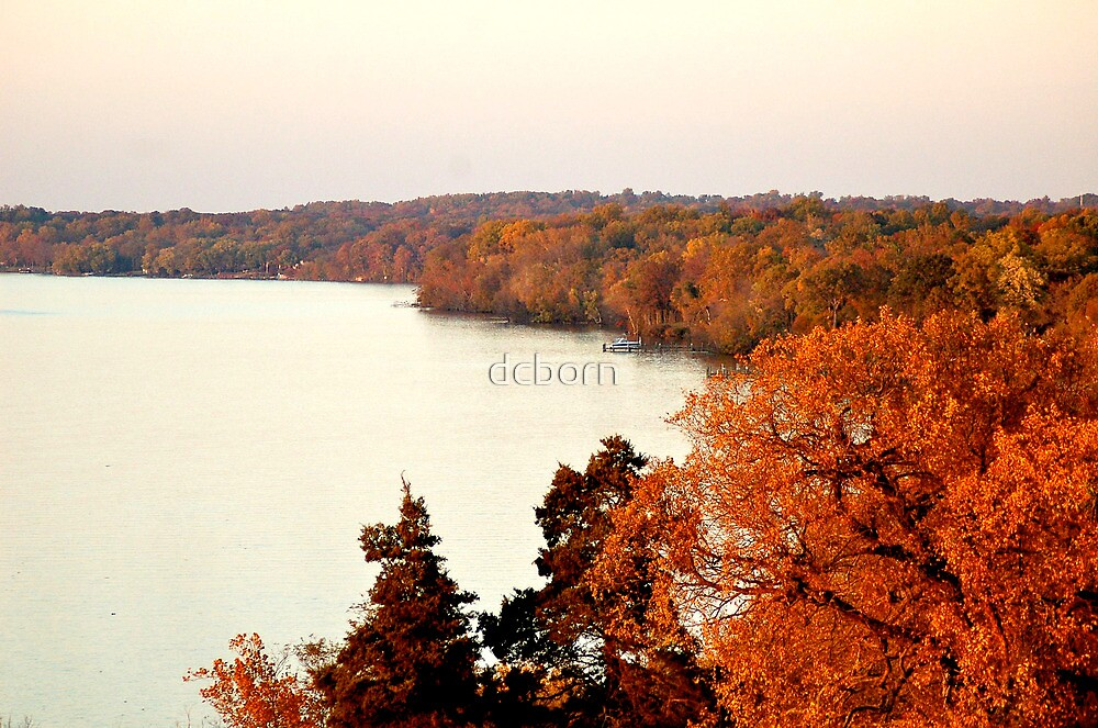 Ft. Washington Park in the Fall by dcborn