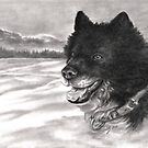 Snow Dog by Kathleen Kelly-Thompson