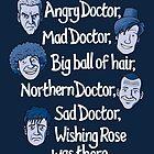 Angry Doctor by DoodleDojo