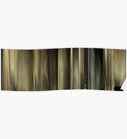 Moviebarcode: Sequence from Harry Potter and the Deathly Hallows: Part 1 (2010) Poster