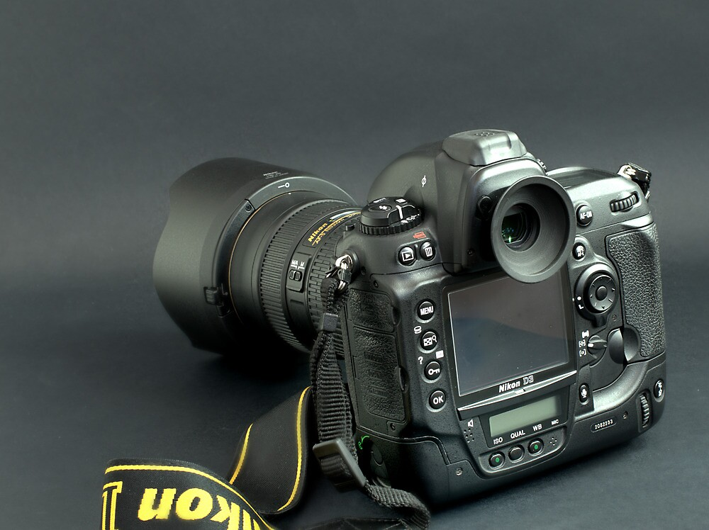 Nikon D3 by Peppedam