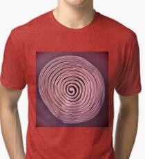 Emergence Symbol Form Tri-blend T-Shirt
