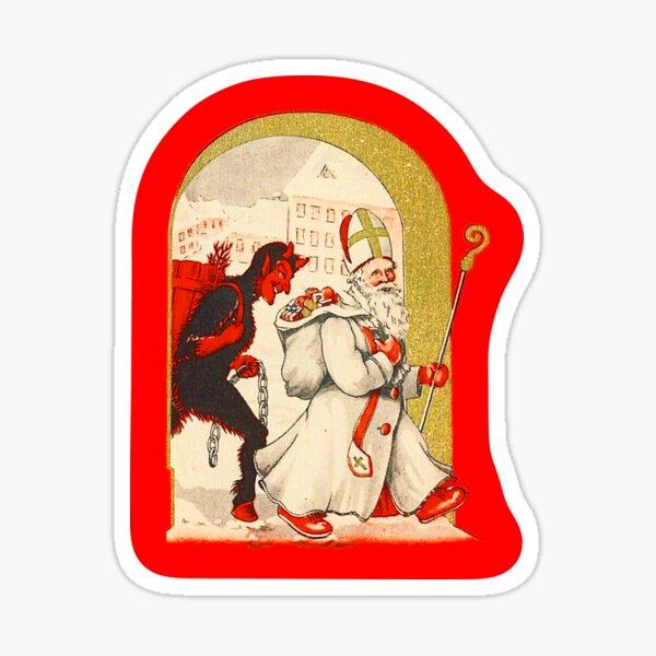 Krumpus 014 Sticker
