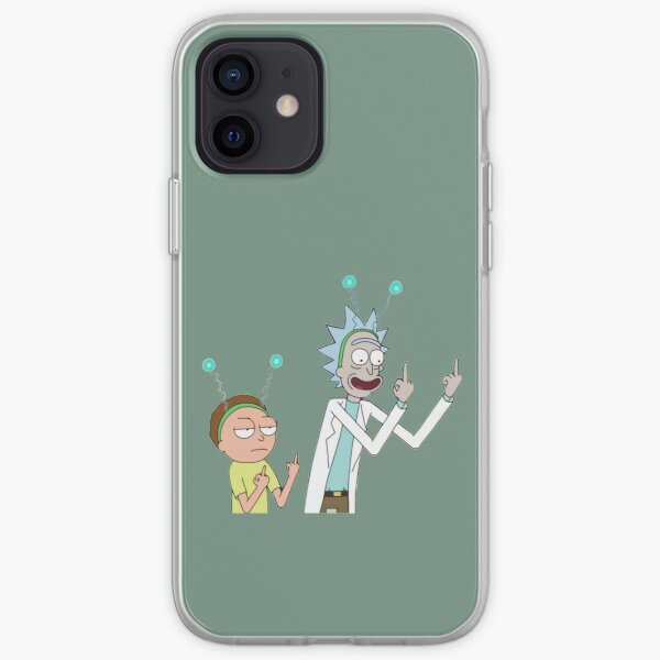 Rick and Morty iPhone Soft Case