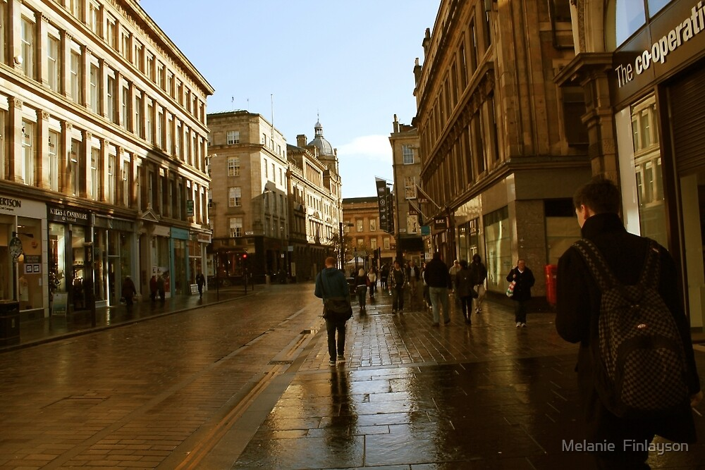 Gordon Street  by melanie finlayson