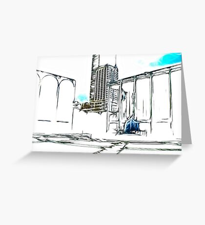 Lincoln Center, NYC Greeting Card