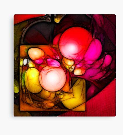 Creation // Organic Paradoxon #3 Canvas Print