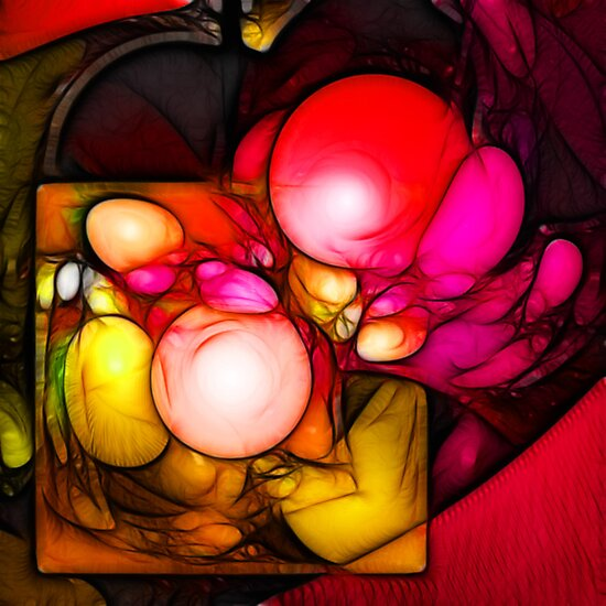 Creation // Organic Paradoxon #3 by Benedikt Amrhein