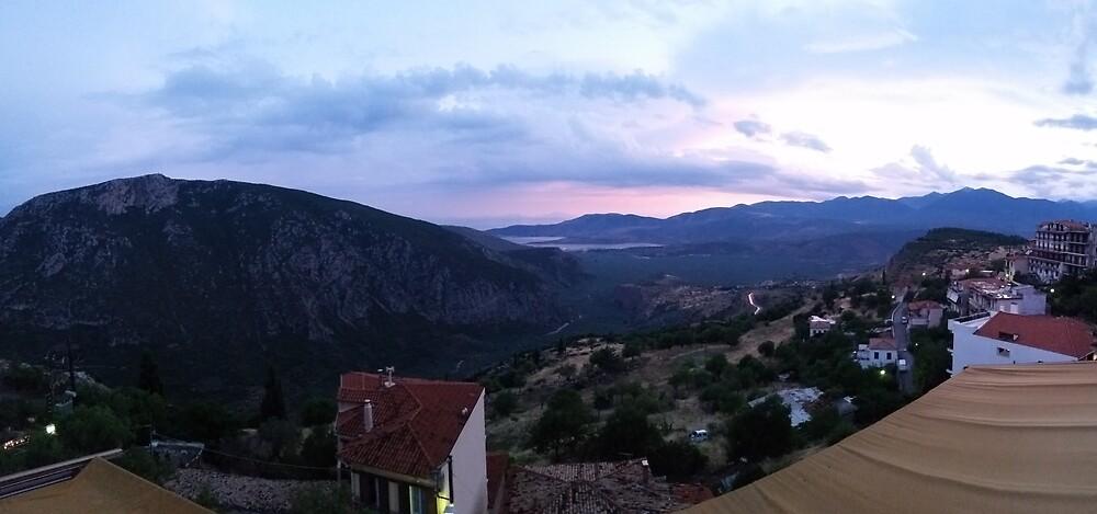 Delphi, Greece by haley-potter