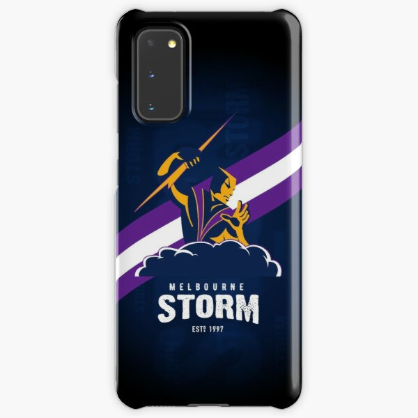 Melbourne Storm  Samsung Galaxy Snap Case