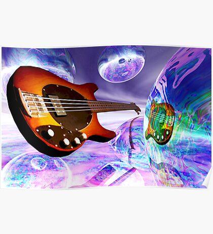Heaven's Bass #1 Poster