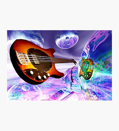 Heaven's Bass #1 Photographic Print