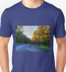 Down The Gravel Road Unisex T-Shirt