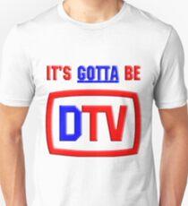 Shock Treatment: DTV  Unisex T-Shirt