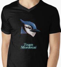 Team Mordecai Men's V-Neck T-Shirt