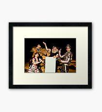 Wizard of Oz-10 Framed Print