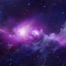 Purple Galaxy by whomadethat