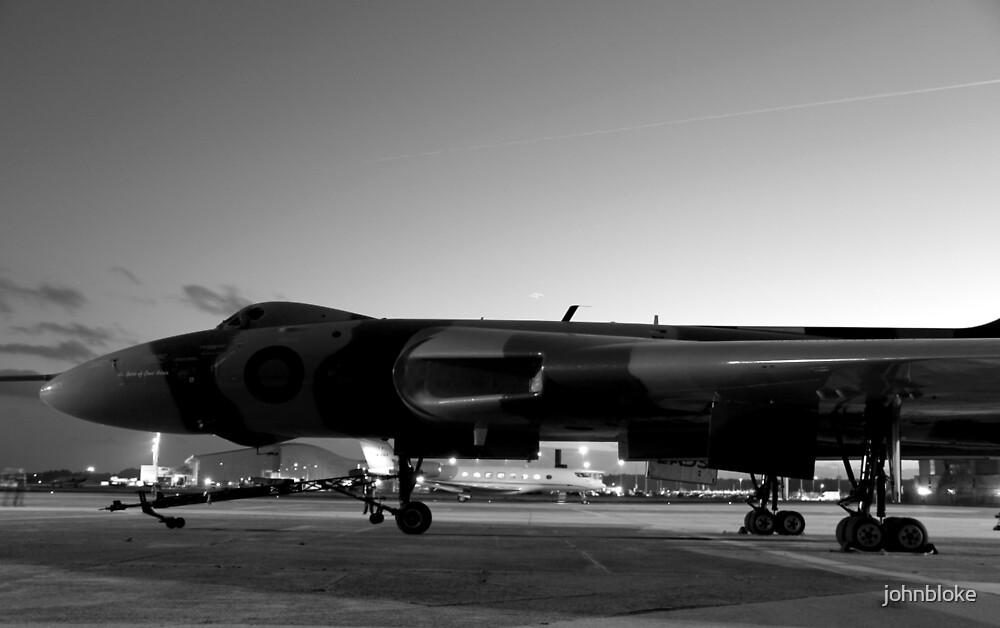 Vulcan by johnbloke