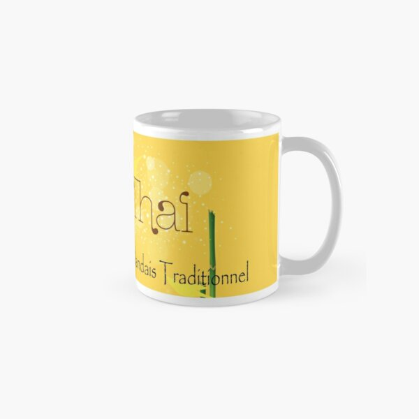 Traditional Thai Massage Institute in Orléans Classic Mug