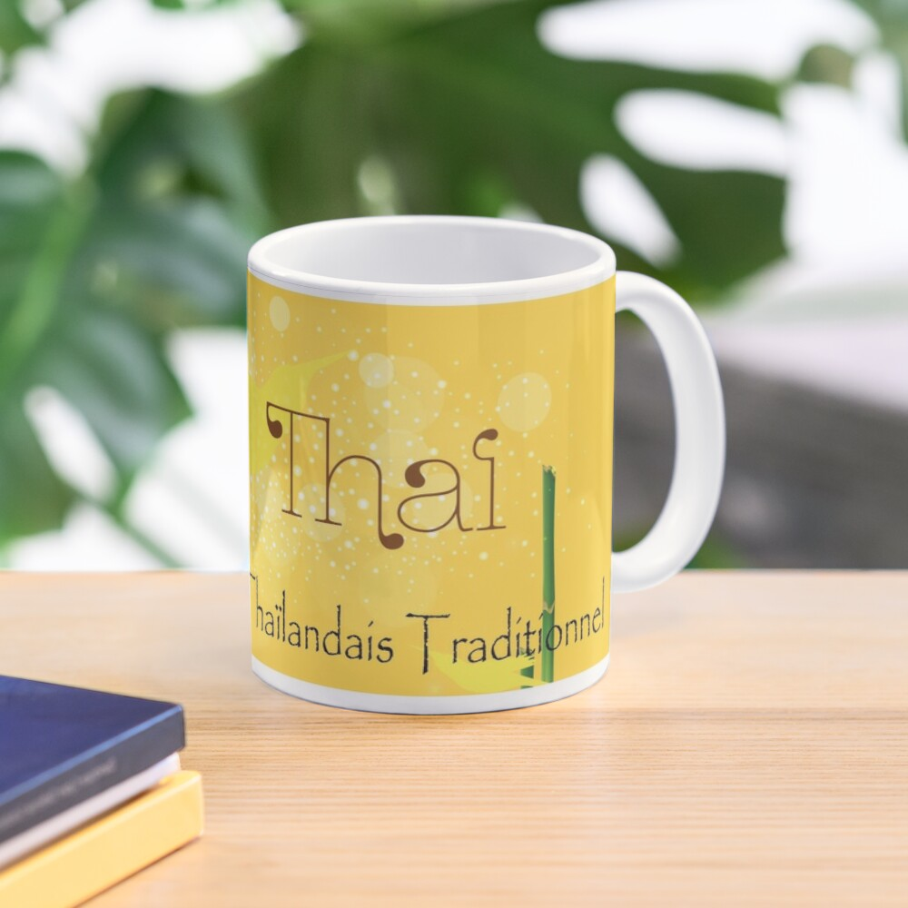 Mug « Institut de Massage Thaïlandais Traditionnel à Orléans»