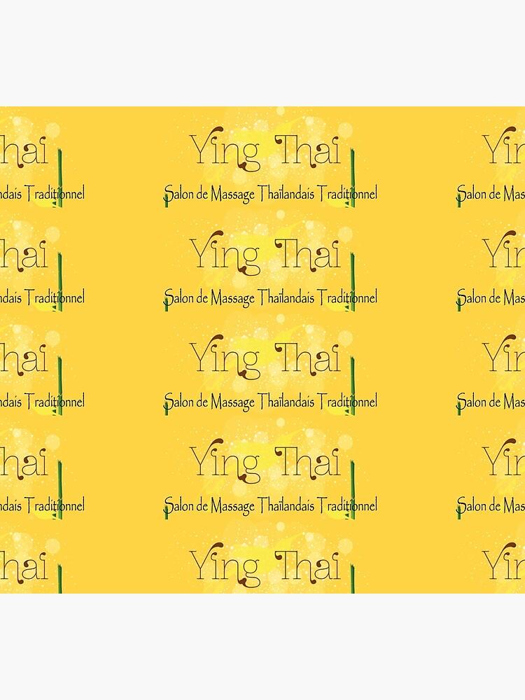«Institut de Massage Thaïlandais Traditionnel à Orléans» par YingThaiOrleans