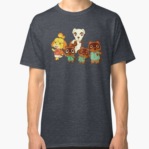 Animal Crossing New Horizons Fanart  Classic T-Shirt