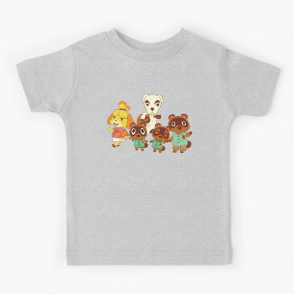 Animal Crossing New Horizons Fanart  Kids T-Shirt