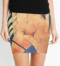 Nude and Hands 2013 Mini Skirt