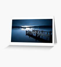 Coles Bay Sunrise Greeting Card
