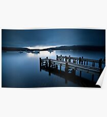 Coles Bay Sunrise Poster