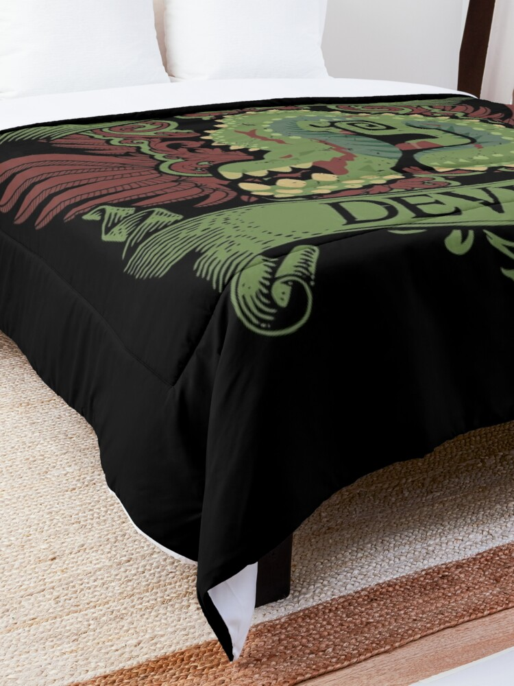 Alternate view of DEVILJHO - LIMITED EDITION Comforter