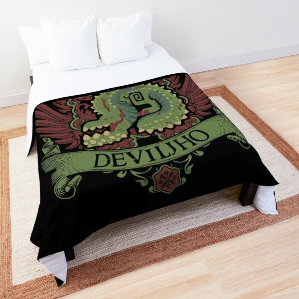 DEVILJHO - LIMITED EDITION Comforter