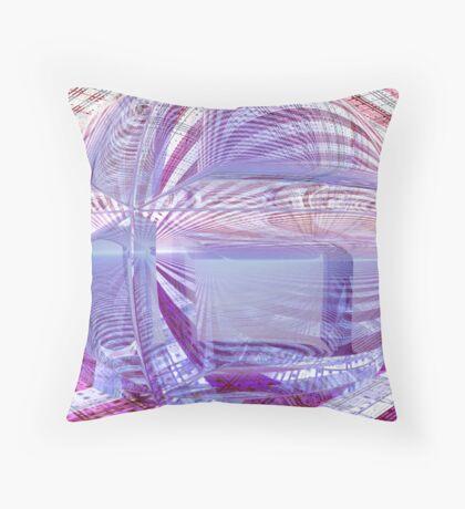 Emerging #1 Throw Pillow