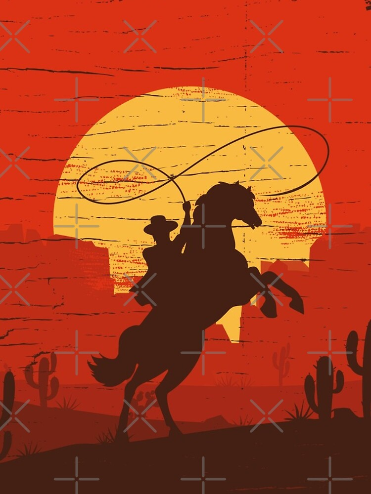 Cowboys of the Wild West - Riding Solo by JingleSnitch