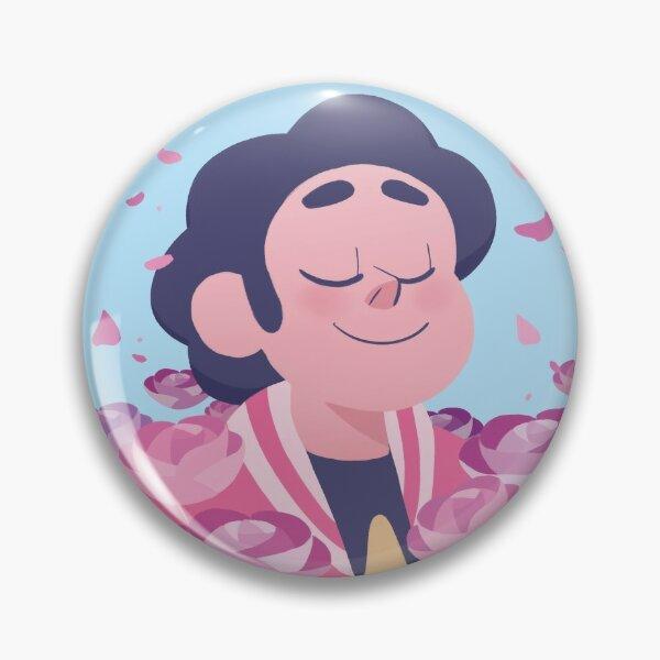 Portrait de Steven pastel Badge