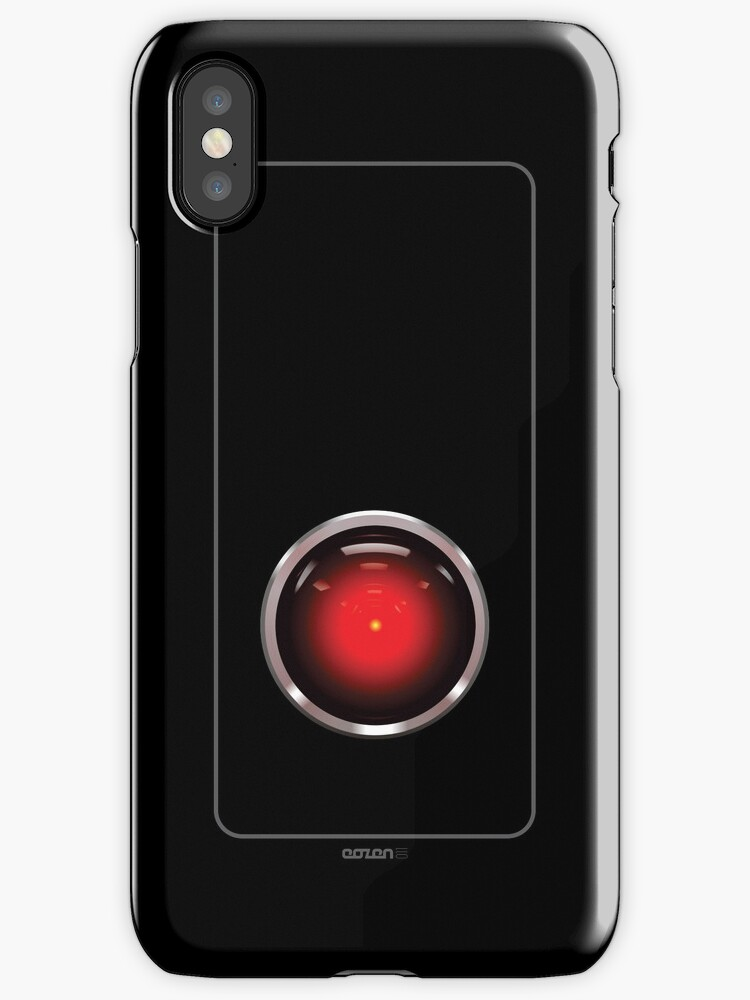 Dave Bowman's iPhone Case by Eozen